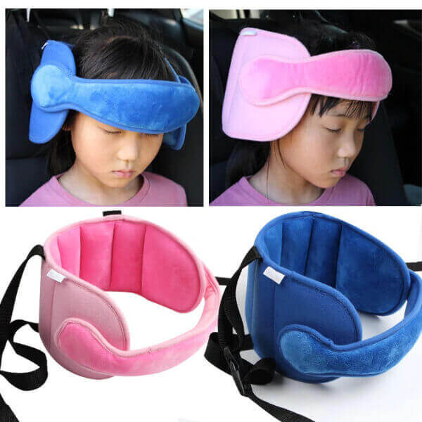 CAR SAFETY CHILD NECK PROTECTION
