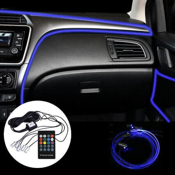 APP CONTRO CAR INTERIOR AMBIENT LIGHT