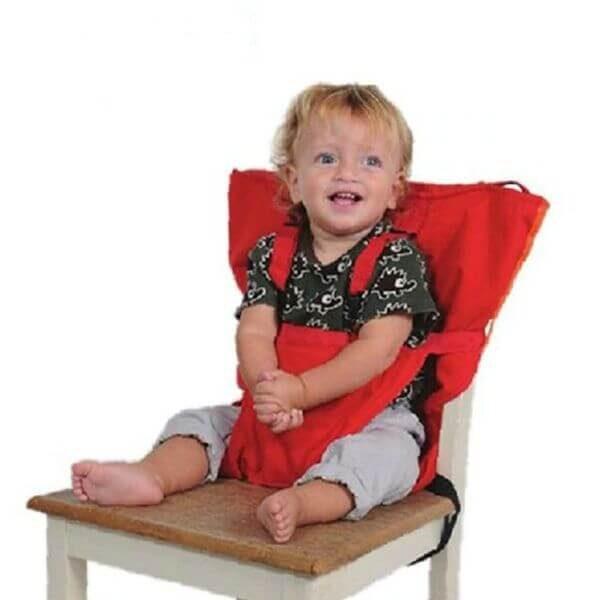 PORTABLE BABY SEAT STRAP