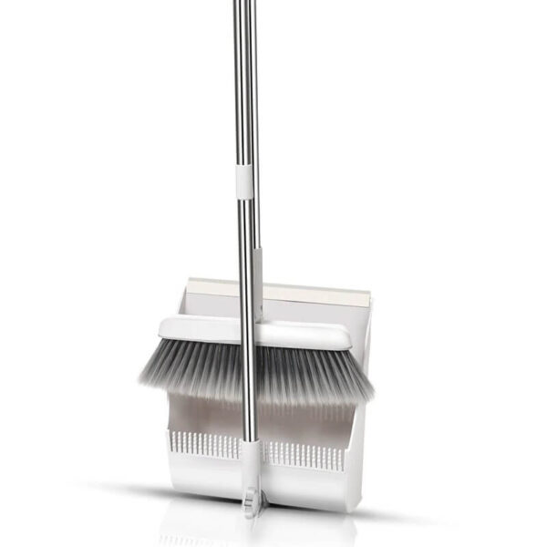 FOLDABLE STANDING BROOM DUSTPAN