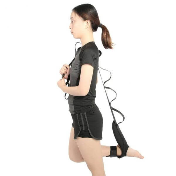 MULTI-LOOP EXERCISE STRETCH STRAP