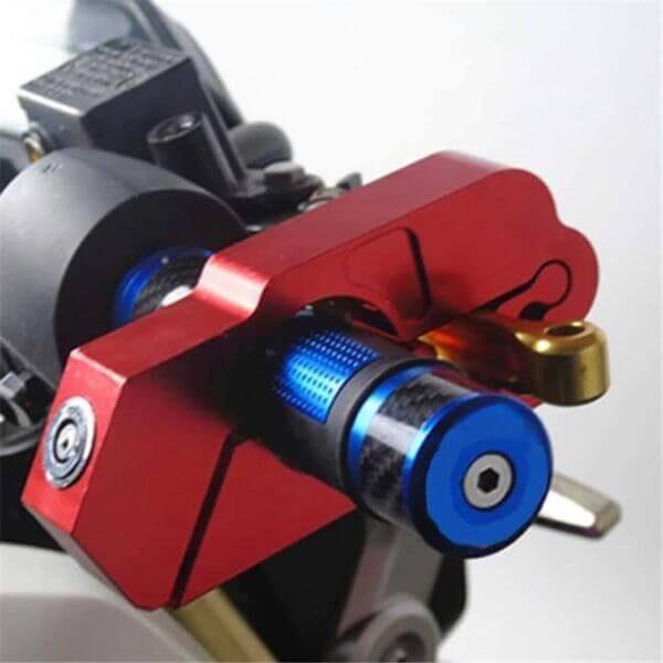 UNIVERSAL MOTORCYCLE HANDLER LOCK