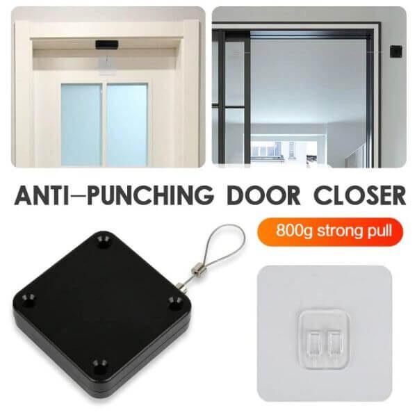 AUTOMATIC DOOR CLOSING ASSISTANT