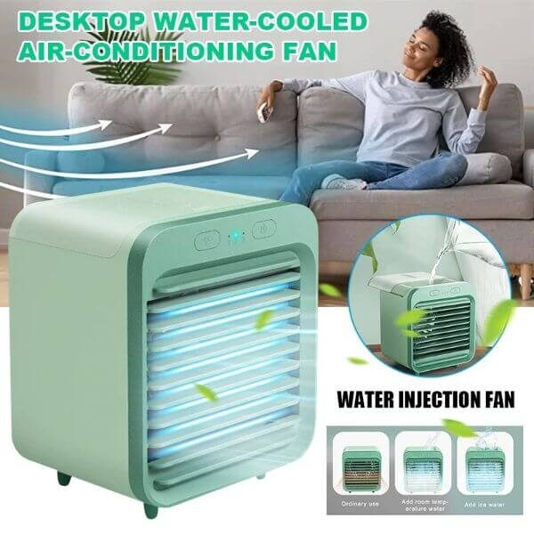 2021 RECHARGEABLE WATER-COOLED AIR CONDITIONER