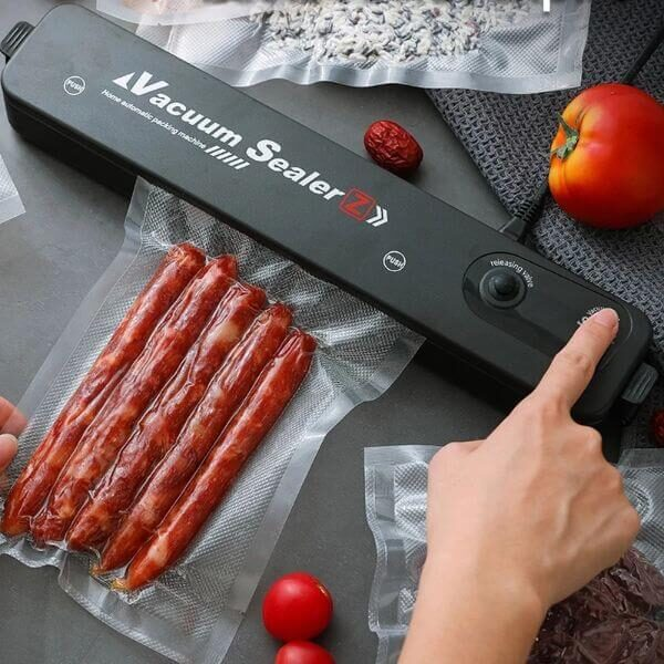 HOME KITCHEN VACUUM SEALER