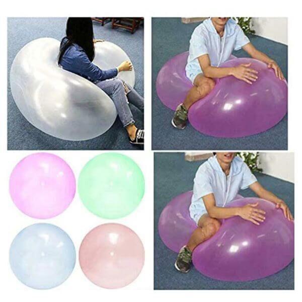 AMAZING WATER BUBBLE BALL