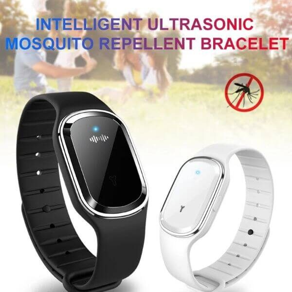 MOSQUITO REPELLENT WATCH