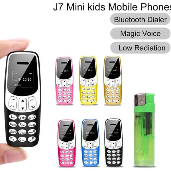 WIRELESS BLUETOOTH DUAL SIM MINI PHONE