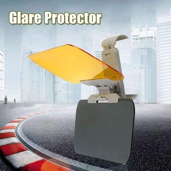 2 IN 1 CAR SUN VISOR ANTI SUNLIGHT DAZZLING GLASS