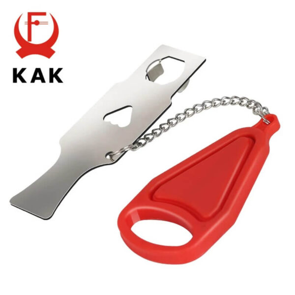 METAL PORTABLE SAFETY DOOR LOCK
