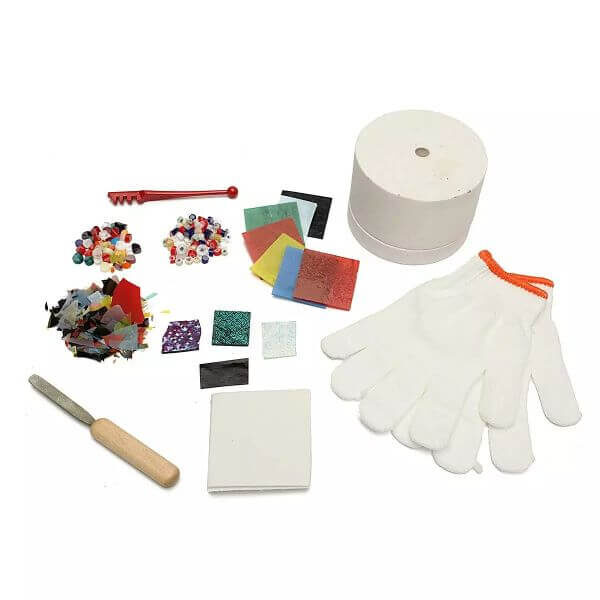 PROFESSIONAL MICROWAVE KILN KIT