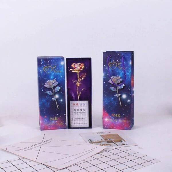 LIMITED EDITION GALAXY ROSE
