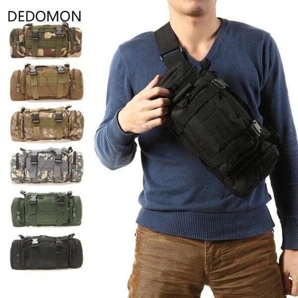 MILITARY TACTICAL BELT BAG