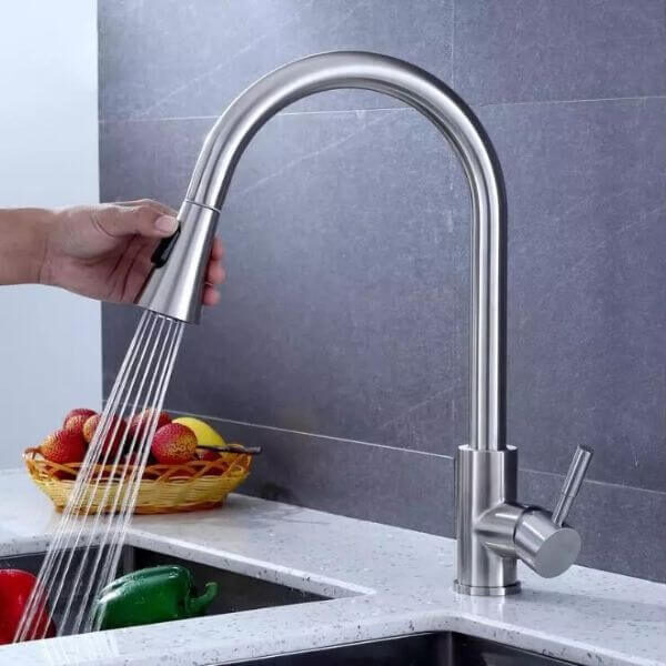 TOUCH CONTROL PULL OUT FAUCET