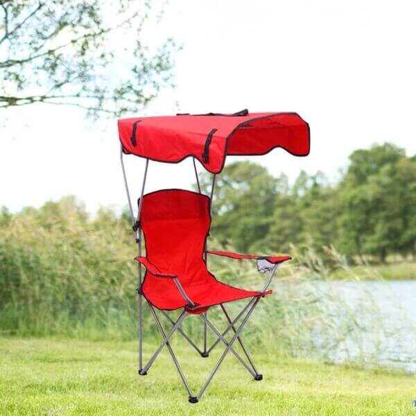PORTABLE CAMPING FOLDING CHAIRS