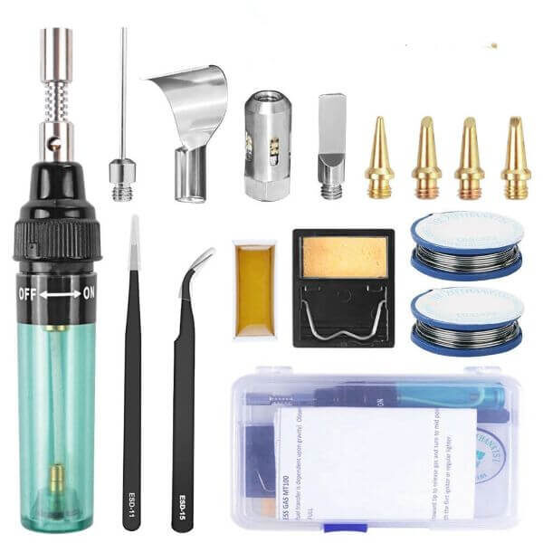 WIRELESS MINI ELECTRIC WELDING TOOL KIT