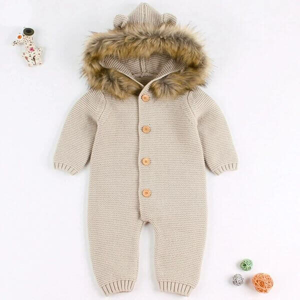 BABY BEAR WINTER OUTFIT
