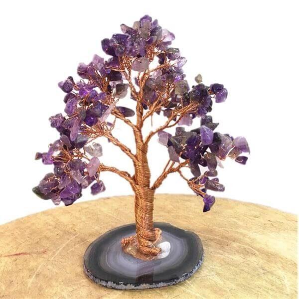 OASIS FENG SHUI AMETHYST CRYSTAL TREE