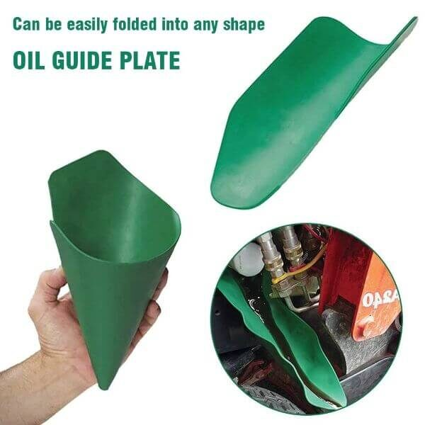 CAR DRAINING FUNNEL TOOL