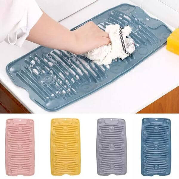 PRACTICAL SUCTION MULTI-PURPOSE WASHBOARD