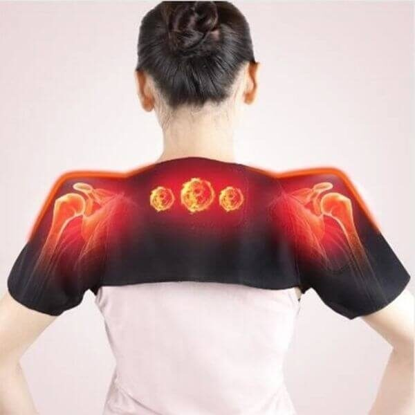 SELF-HEATING THERAPY PAD