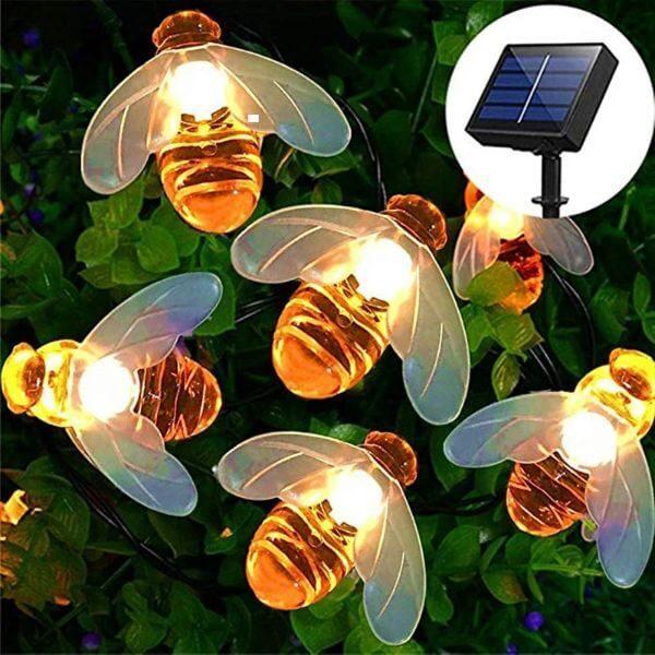 HONEY BEE WATERPROOF LED STRING LIGHT