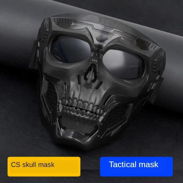 GHOST SKULL TACTICAL AIRSOFT MASK