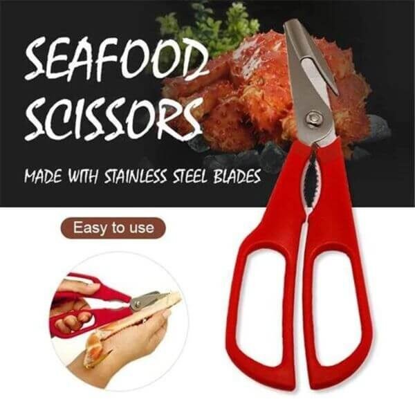 ULTIMATE SEAFOOD SCISSORS