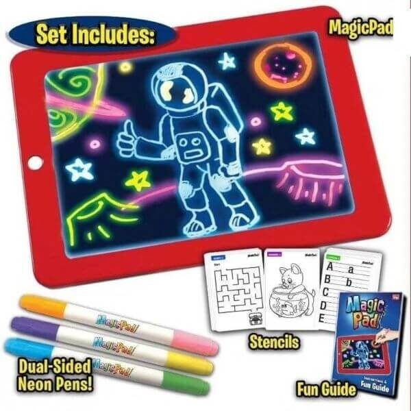 LED WRITING BOARD PAD