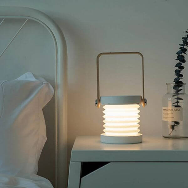 RECHARGEABLE 4 IN 1 LAMP