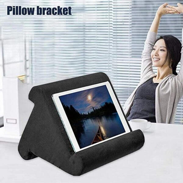 SOFT SPONGE PILLOW TABLET STAND