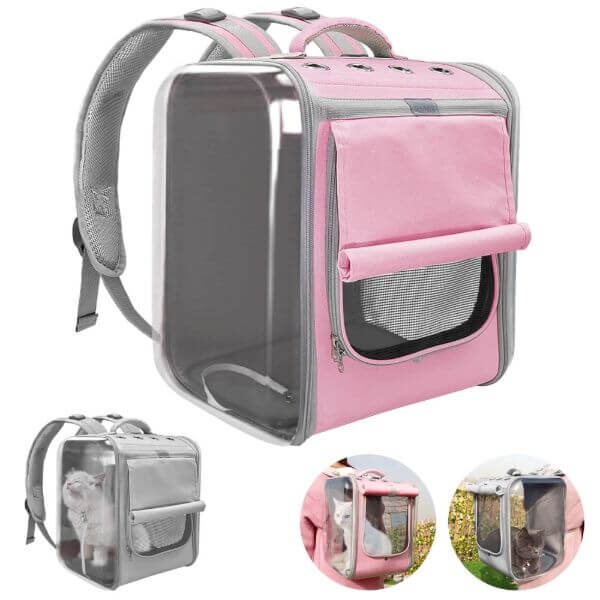 PET CARRIER BREATHABLE BACKPACK