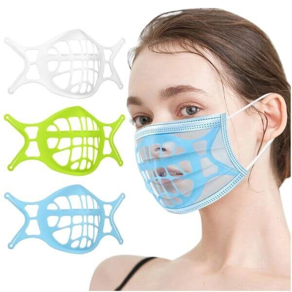 SILICONE 3D MASK BRACKET