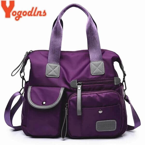 LARGE CAPACITY MULTIFUNCTION CASUAL HANDBAGS