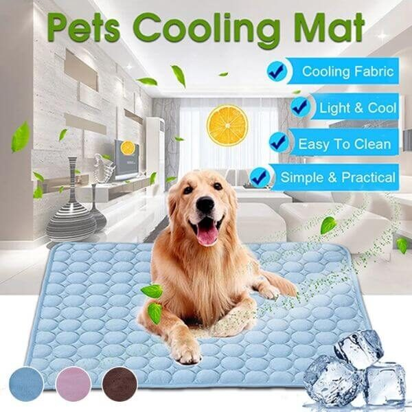 PET WASHABLE COOLING MAT