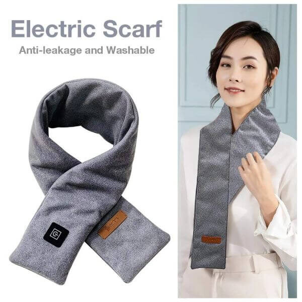NECK PAIN RELIEF HEATING SCARF