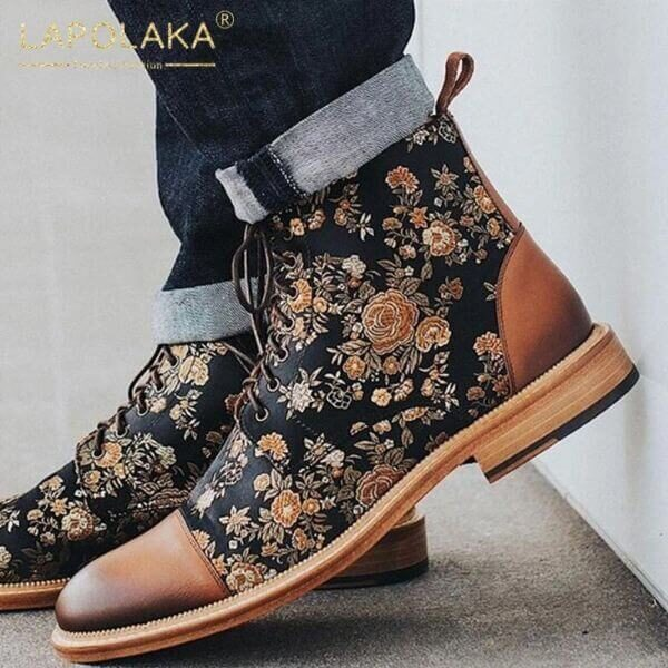 TRENDY COMFY ANKLE BOOTS