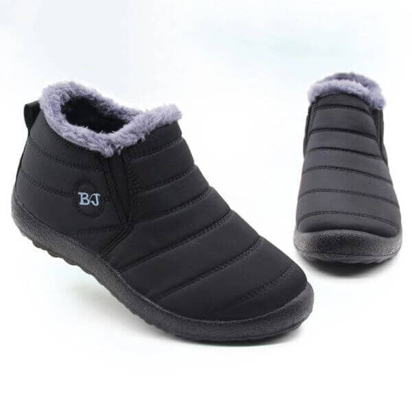UNISEX ANKLE WINTER BOOTS