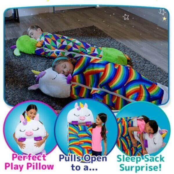 CHILDREN CARTOON WARM SLEEPING SACK