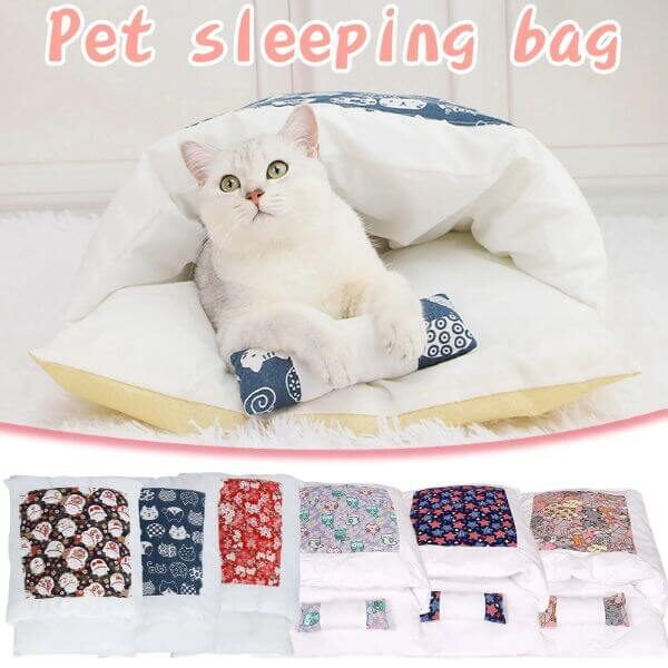 WINTER CAT SLEEPING BAG