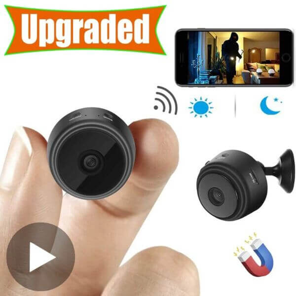 1080P HD REMOTE SURVEILLANCE CAMERA RECORDER