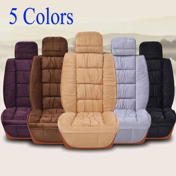 UNIVERSAL PLUSHCOMFORT CAR SEAT COVER