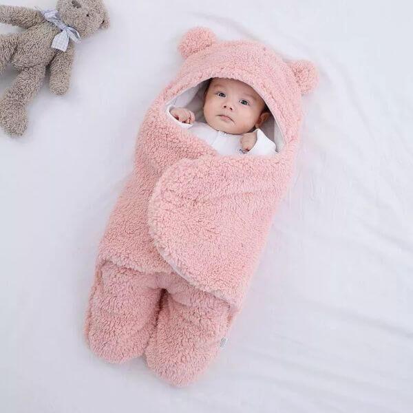 CUTE NEWBORN BABY BLANKET