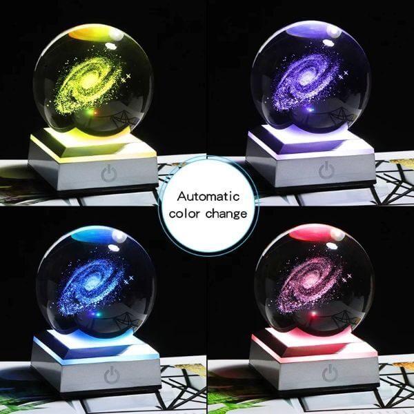 3D MILKY WAY DESK LAMP