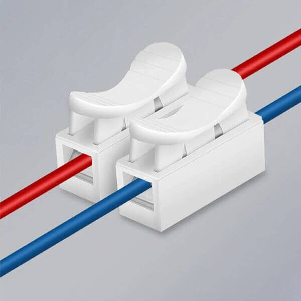 EASY SPRING INSTANT WIRE CONNECTOR