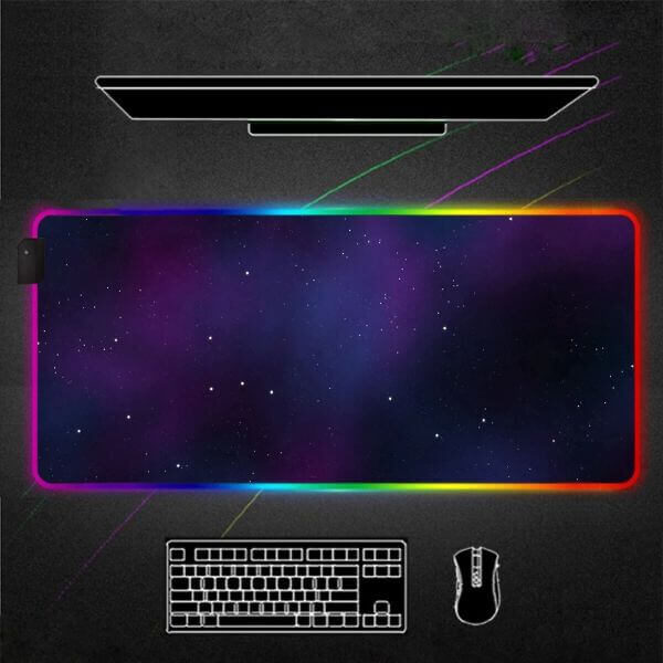 EXTENDED LED GLOWING MOUSE PAD