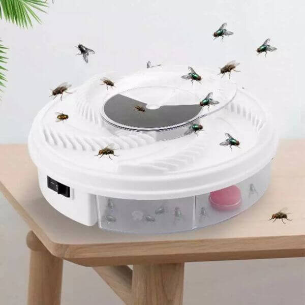 ELECTRONIC FLY CATCHER